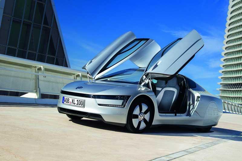 2013 Volkswagen XL1