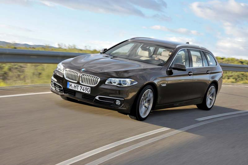 2014 BMW 5-Series Touring
