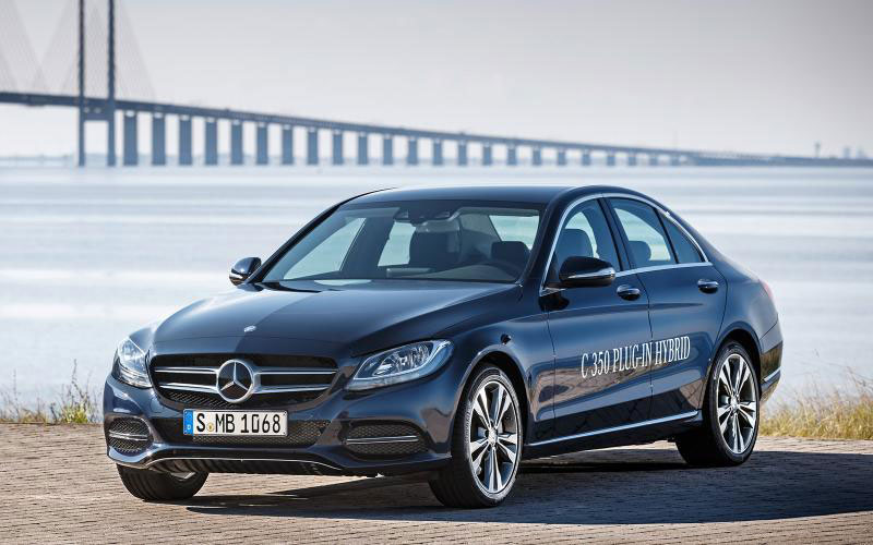 2015 Mercedes-Benz C350 Plug-in Hybrid