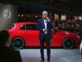 2018 Mercedes-Benz A-class и Дитер Цетше