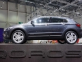 Qoros 3 Cross Concept