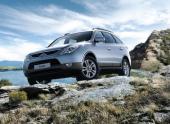 Hyundai представляет в России новые комплектации кроссовера ix55