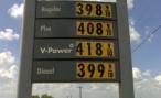 Цены на бензин в США. Иногда они падают