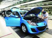 «Соллерс» и Mazda планируют выпускать в Приморье до 100 тыс. автомобилей в год
