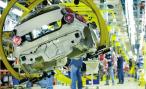Производство автомобилей в России выросло на 64%