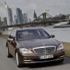 В Москве неизвестные обстреляли «шестисотый» Mercedes