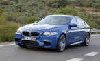BMW публикует европейские цены на новый M5