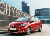 2012 Toyota Yaris. Первые фото