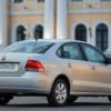 Volkswagen Polo седан обновлен. Самую малость