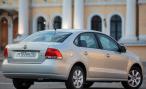 Volkswagen Polo седан получил новые базовые опции в комплектации Comfortline