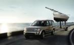 В Приморском районе Петербурга у бизнесмена угнали Land Rover Discovery