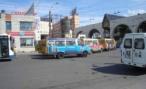 Маршрутное такси врезалось в столб на «Дороге жизни»