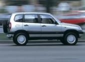 Конвейер по выпуску Chevrolet Niva остановлен на неопределенный срок
