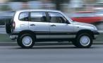 Производство Chevrolet Niva в первом полугодии 2011 года увеличилось на 48,8%