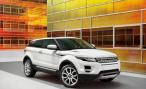 В 2013 году Land Rover планирует выпустить кроссовер-кабриолет Evoque Cabrio