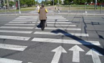 Водитель отправил в реанимацию сотрудницу полиции с дочерью на пешеходном переходе в Челябинске