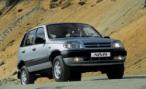 GM-АВТОВАЗ поднимает с 1 января цены на Chevrolet Niva