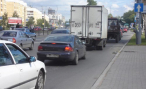 Полиция в Петербурге не стала чинить препятствия автопробегу оппозиции