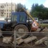 Ремонт дороги привел к гигантским пробкам при въезде в петербургский аэропорт «Пулково-1»
