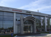 В Твери открылся дилерский центр Chrysler, Jeep, Dodge