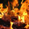 Во Владивостоке сгорела автомойка