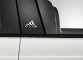 Volkswagen Golf GTI adidas. Модный приговор