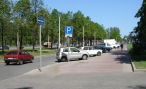 Платные парковки в Петербурге появятся в 2013 году