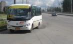 В Петербурге «маршрутка» столкнулась с двумя ВАЗами