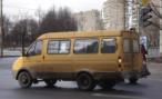 В Москве на улице Рябиновой перевернулась «маршрутка»