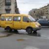 В центре Москвы столкнулись «маршрутка» и «Лексус»