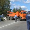 В Москве столкнулись четыре автобуса; пятеро пострадавших