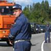 Сотрудник колонии в Кызыле спровоцировал ДТП, опаздывая на работу
