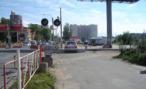 Поезд, следующий из Москвы в Вильнюс, столкнулся с автомобилем в Подмосковье