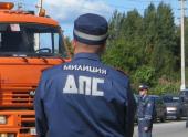 Мошенники, убегая от полиции, повредили 15 автомобилей в Москве