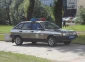 Пьяный лихач в Ленинградской области протаранил два патрульных автомобиля