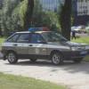 В Москве произошли два ДТП с участием полицейских