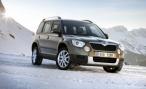 Выпуск Skoda Yeti на ГАЗе начнется 18 ноября 2011 года