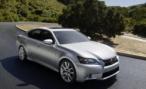 Бизнес-седан Lexus GS получил новые варианты оснащения