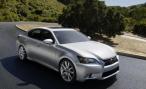 В России стартуют продажи седана Lexus GS нового поколения
