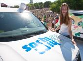 Volkswagen передал последнюю партию машин оргкомитету «Сочи 2014»