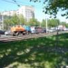 В Петербурге танки и Путин. Движение затруднено