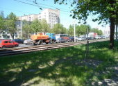 Выделенная полоса для общественного транспорта открыта на Ярославском шоссе