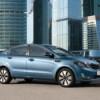 В России стартовали продажи обновленного Kia Rio