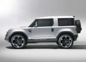 Шеф-дизайнер Land Rover считает, что Defender пришла пора «умыться»
