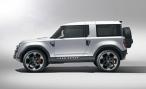 Land Rover Defender. До 2017 года без обновлений