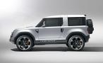 Land Rover Landy. Размышления о будущем