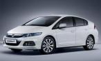 Honda привезет во Франкфурт Insight нового модельного года