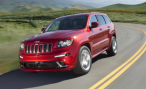 2012 Jeep Grand Cherokee SRT8. Попробуй – догони!