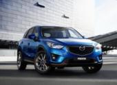 Названы российские цены на дизельную версию кроссовера Mazda CX-5