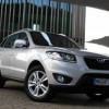 Hyundai представляет в России обновленный кроссовер Santa Fe